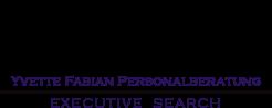 Yvette Fabian - Executive Search IT Spezialisten Personalberatung